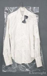 Kleersight Plastics Garment Poly Bags