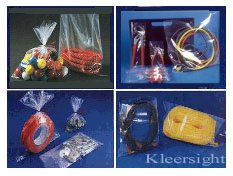 Kleersight Plastics Commercial Flat Bags