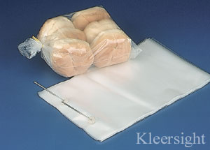 Kleersight Plastics Wicketed Bags